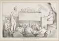 A Hint to Duellists (Arthur Wellesley, 1st Duke of Wellington; Sir John Bayley, 1st Bt), by John ('HB') Doyle, published by  Thomas McLean - NPG D40996