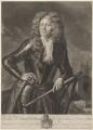 Sir Cloudesley Shovell, by John Faber Jr, sold by  Thomas Bowles Jr, sold by  John Bowles, after  Michael Dahl - NPG D41667