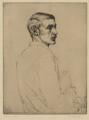 Ernest Sichel, by William Strang, printed by  David Strang - NPG D41669