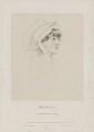 Sarah Martha ('Sally') Siddons, by Richard James Lane, printed by  Charles Joseph Hullmandel, published by  Joseph Dickinson, after  Sir Thomas Lawrence - NPG D41677