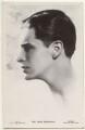 Ivor Novello, by George Maillard Kesslere, published by  J. Beagles & Co - NPG Ax160186
