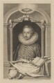 Sir Philip Sidney, by George Vertue, after  Isaac Oliver - NPG D41687