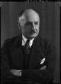 Sir Reginald Kennedy Kennedy-Cox, by Bassano Ltd - NPG x155328