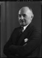 Sir Reginald Kennedy Kennedy-Cox, by Bassano Ltd - NPG x155329