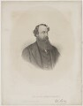 Sir John Simeon, 3rd Bt, by George B. Black, published by  R. Mansfield & Co - NPG D41698
