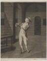 Rosine Simonet in the character of Skirmish in the Deserter, by Michelangelo Pergolesi, after  Priori Garnery - NPG D41703