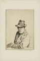Joseph Simpson ('Man in an old hat'), by Joseph Simpson - NPG D41707