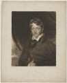 John Sinclair, by Henry Meyer, published by  R. Barnard, after  George Henry Harlow - NPG D41713