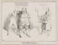 New Lamps for Old (Sir Robert Peel, 2nd Bt; John Bull; Charles Grey, 2nd Earl Grey), by John ('HB') Doyle, printed by  Charles Etienne Pierre Motte, published by  Thomas McLean - NPG D41048