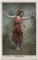 Maud Allan dancing Mendelssohn's Spring Songs, by Foulsham & Banfield, printed by  Rotary Photographic Co Ltd - NPG Ax160221
