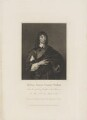 William Howard, 1st Viscount Stafford, by Edward Scriven, published by  Harding, Triphook & Lepard, after  Sir Anthony van Dyck - NPG D40872