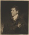 George Granville Leveson-Gower, 1st Duke of Sutherland, by Henry Meyer, after  Thomas Phillips - NPG D41845