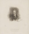 Robert Smirke, by Charles Picart, published by  T. Cadell & W. Davies, after  John Jackson, after  Mary Smirke - NPG D41734