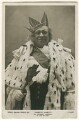 Herbert Campbell as King Sollum in 'Humpty Dumpty', by William Davey, published by  Rotary Photographic Co Ltd - NPG Ax160248