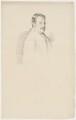 Sir Charles Villiers Stanford, by Sir William Rothenstein - NPG D41853