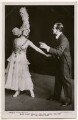 Gaby Deslys (Marie-Elise Gabrielle Caire) and Basil Hallam in 'The Rajah's Ruby', by Foulsham & Banfield, published by  Rotary Photographic Co Ltd - NPG Ax160275