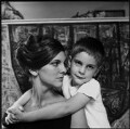 Diana Melly (née Dawson); Patrick Ashe, by Ida Kar - NPG x134899