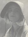 Concordia Merrel (Mary Phyllis Joan Morton (née Logan)), by Cavendish Morton - NPG x134901