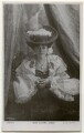 Victoria Monks, by Charles & Russell, published by  Rotary Photographic Co Ltd - NPG Ax160307
