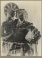 Hilda Watson (née Gardiner); Mary Spencer Watson, by Helen Muspratt - NPG x134873