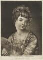 Henrietta Stanhope, by James Wilson, published by  John Raphael Smith, after  John Sanders - NPG D41867