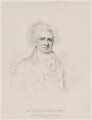 John Thomas Stanley, 1st Baron Stanley of Alderley, by Isaac Ware Slater, printed by  Charles Joseph Hullmandel, after  Joseph Slater - NPG D41868