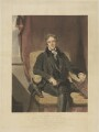 Sir John Soane, by and published by Charles Turner, after  Sir Thomas Lawrence - NPG D41802