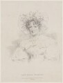 Maria Josepha Stanley (née Holroyd), Lady Stanley of Alderley, by Isaac Ware Slater, printed by  Charles Joseph Hullmandel, after  Joseph Slater - NPG D41870