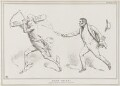 Stop Thief! (John Charles Spencer, 3rd Earl Spencer), by John ('HB') Doyle, published by  Thomas McLean - NPG D41079
