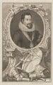 Robert Carr, Earl of Somerset, by Jacobus Houbraken, published by  John & Paul Knapton - NPG D41813