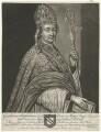 Walter de Stapledon, by John Faber Sr, printed for  Henry Parker - NPG D41881