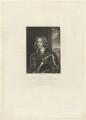 Sir Philip Stapleton, by Robert Dunkarton, published by  Samuel Woodburn, after  John Bulfinch - NPG D41882