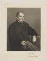 Lord Granville Somerset, by Charles Algernon Tomkins, after  Cyrus Johnson - NPG D41822