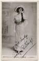 Dame (Esmerelda) Cicely Courtneidge, by Foulsham & Banfield, published by  Rotary Photographic Co Ltd - NPG Ax160358