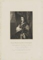Thomas Wriothesley, 4th Earl of Southampton, by John Henry Robinson, published by  Harding & Lepard, after  Sir Peter Lely - NPG D41834
