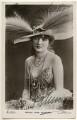 Gina Palerme, by Rita Martin, published by  J. Beagles & Co - NPG Ax160376