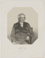 William Spence, by Thomas Herbert Maguire, printed by  M & N Hanhart, published by  George Ransome - NPG D41997