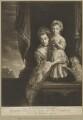 (Margaret) Georgiana Spencer (née Poyntz), Countess Spencer; Georgiana Cavendish (née Spencer), Duchess of Devonshire, by P. or S. Paul (Samuel de Wilde?), after  Sir Joshua Reynolds - NPG D41999