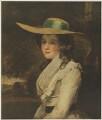 Lavinia Spencer (née Bingham), Countess Spencer, published by The Medici Society Ltd, after  Sir Joshua Reynolds - NPG D42002