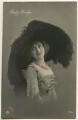 Gaby Deslys (Marie-Elise Gabrielle Caire), by E. Veit - NPG Ax160408