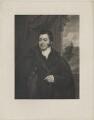 John Charles Spencer, 3rd Earl Spencer, by Charles Turner, after  Thomas Phillips - NPG D42003