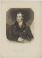 John Charles Spencer, 3rd Earl Spencer, by Joseph Brown, after  J. Stewart - NPG D42004