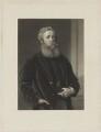 John Poyntz Spencer, 5th Earl Spencer, by Samuel Cousins, after  Henry Tanworth Wells - NPG D42010