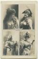 Lilian Russell, by J. Schloss - NPG Ax160415