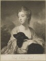 Lady Mary Spencer (née Beauclerk), by John Finlayson, after  Sir Joshua Reynolds - NPG D42018