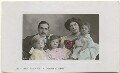 Mr & Mrs Kennerley-Rumford & Family, published by Rotary Photographic Co Ltd - NPG Ax160419