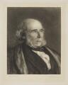 Herbert Spencer, by Elizabeth Gulland, published by and after  Sir Hubert von Herkomer - NPG D42024
