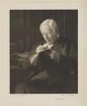 William Archibald Spooner, by J. Cather Webb, after  Hugh Goldwin Riviere - NPG D42038