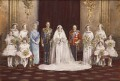 The wedding of Prince Henry, Duke of Gloucester and Princess Alice, Duchess of Gloucester, by and after Vandyk - NPG x134883