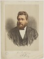 Charles Haddon Spurgeon, by and published by Riddle & Couchman, after  Passmore & Alabaster - NPG D42051